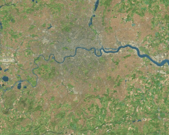 Maps - satellite view