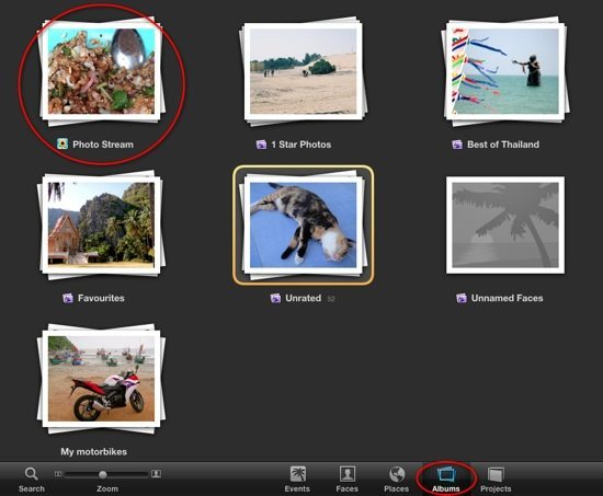 how to get iphone photos onto mac how to get photos your iphone and on to your mac 20094