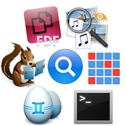 find and delete mac apps