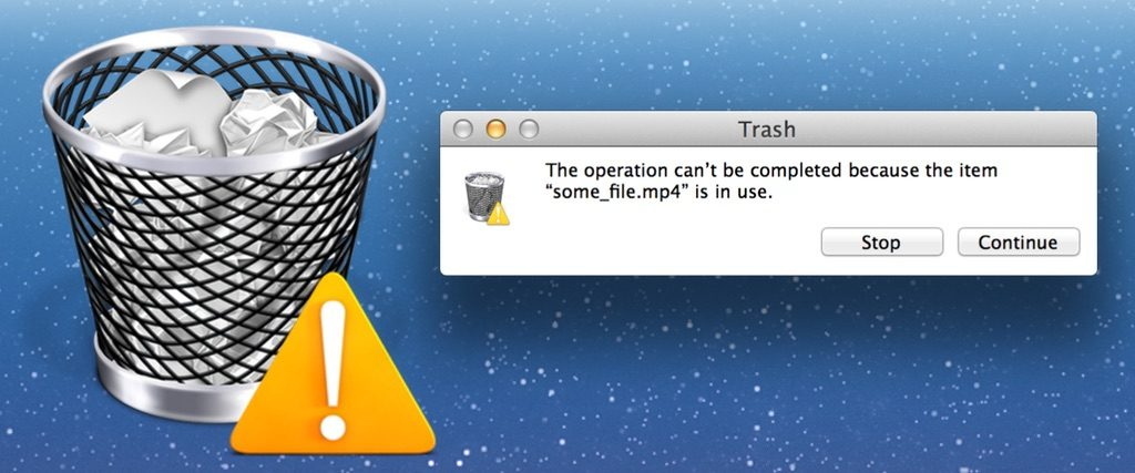 3 Ways to Delete Problem Items from the Trash